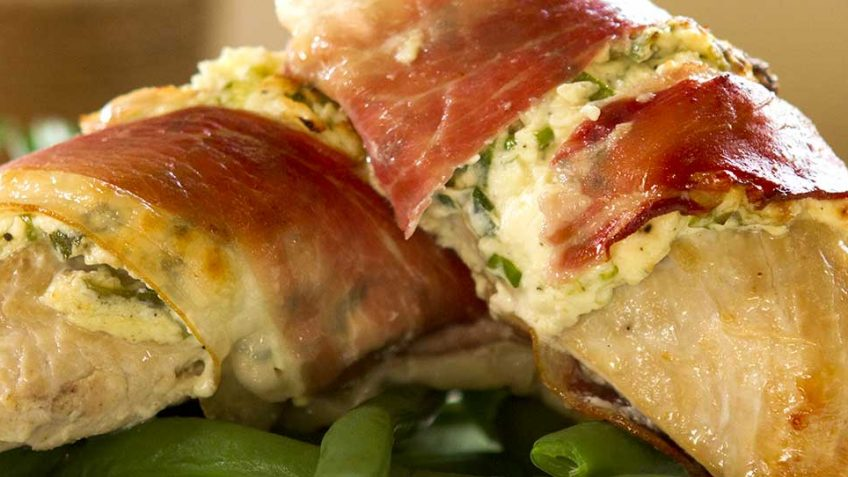 Chicken prosciutto cream recipe