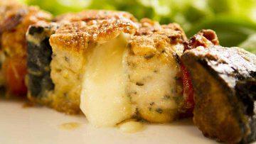Greek style Chicken Kebab recipe