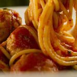 chicken-meatballs-spaghetti