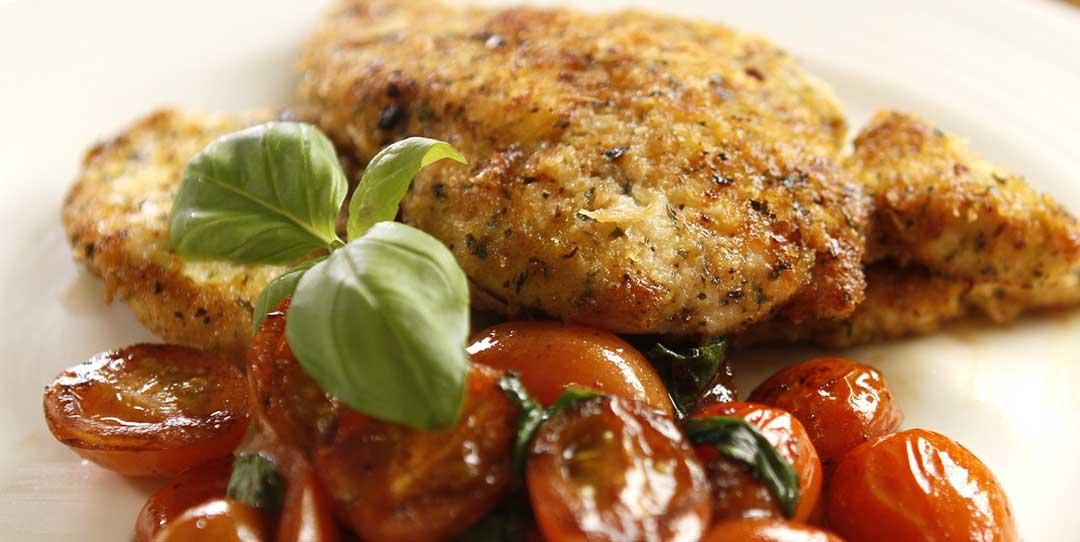 how to make vegetarian schnitzel