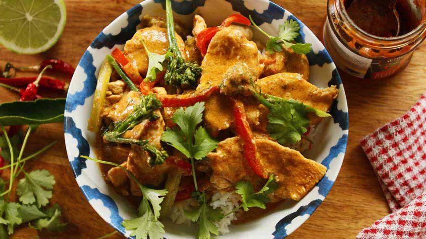 chicken-thai-red-curry