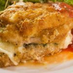 Chicken Mozzarella my most viral video recipe