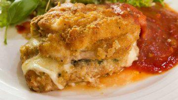 Chicken Mozzarella my most viral video recipe