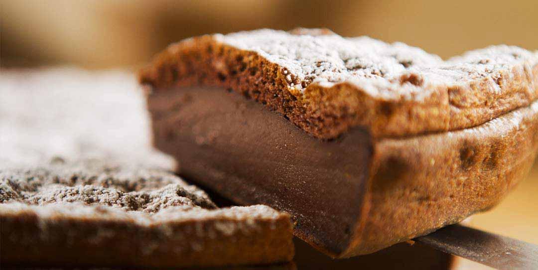 Magic Chocolate Custard Cake  Egg Recipe