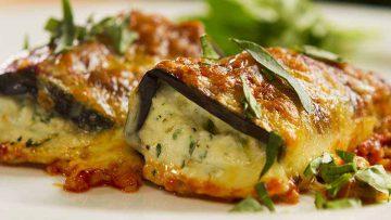 eggplant-rollatini