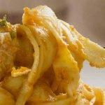 A fresh tomato pasta recipe