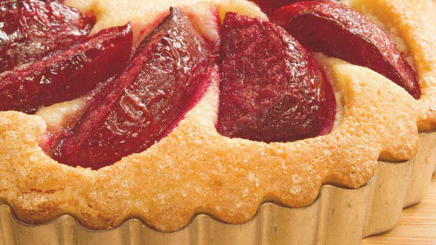 Plum Cake simple recipe