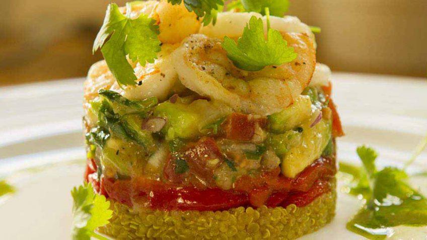 prawns-with-guacamole