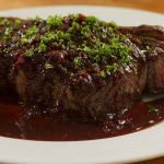 rib-eye-steak-shallots