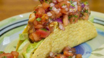 How to make tomato salsa recipe