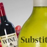How to substitute wines for cooking recipes
