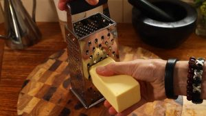 How to soften hard butter