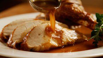Roast a turkey in 60 minutes