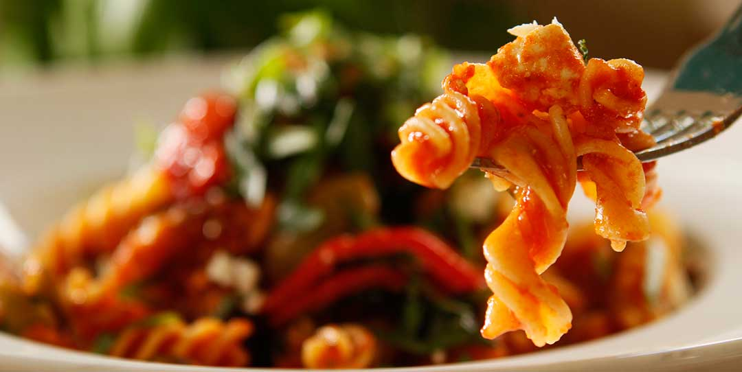 Mediterranean Spiral Pasta Easy Meals With Video Recipes By Chef Joel Mielle Recipe30