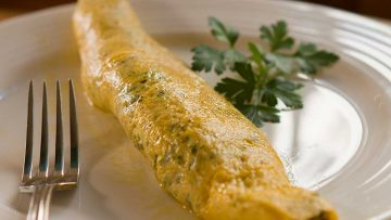 Traditional French Omelette