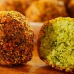 Gluten free and vegan falafel recipe