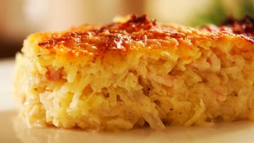 Easy Potato Gratin American Style