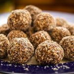 Healthy Cocoa Balls