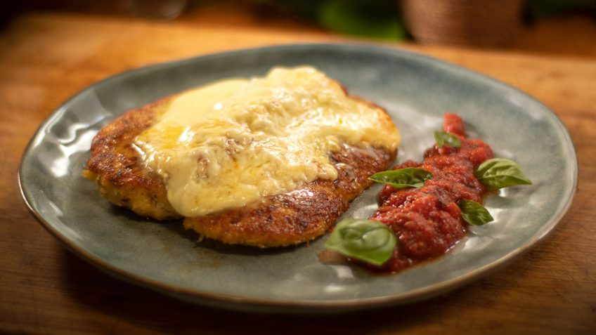 Chicken Parmesan Next Level