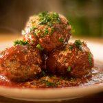 Juicy Italian Meatballs