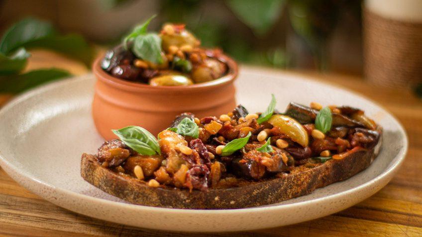 Eggplant Caponata