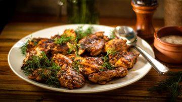 Garlic Grilled chicken