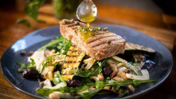 Tuna salad Italian Style
