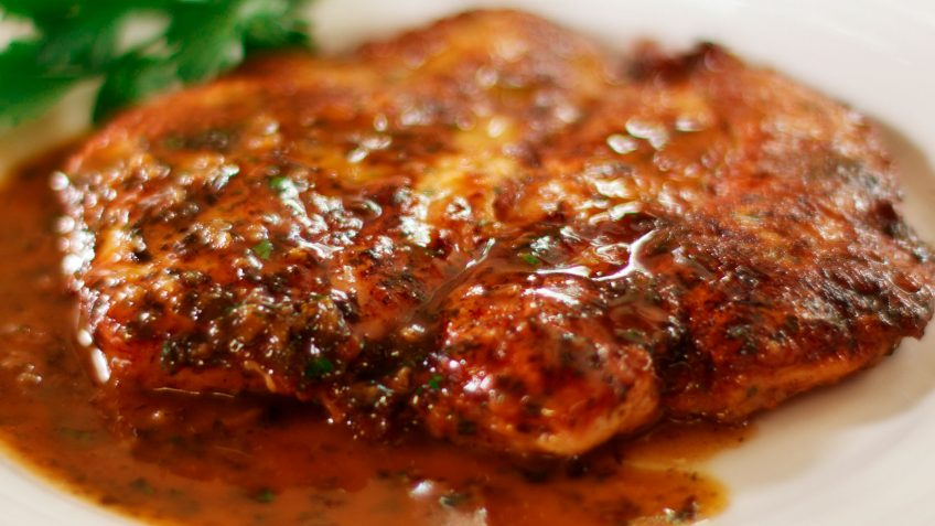 Best chicken francaise recipe