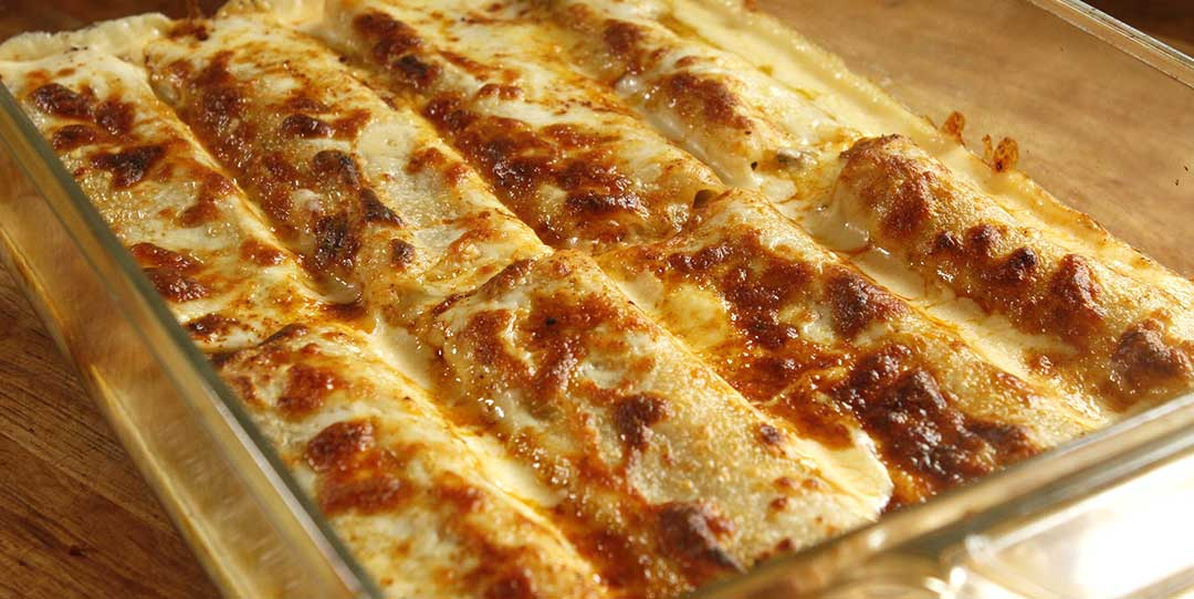 Beef Ragu Cannelloni Easy Meals With Video Recipes By Chef Joel Mielle Recipe30