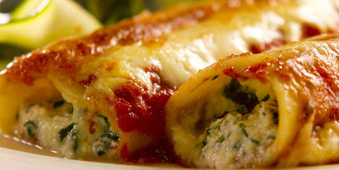 Basic Spinach And Ricotta Cannelloni Easy Meals With Video Recipes By Chef Joel Mielle Recipe30