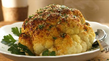 cauliflower-roasted