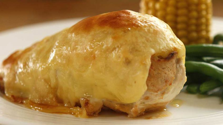 Chicken Cordon Bleue recipe
