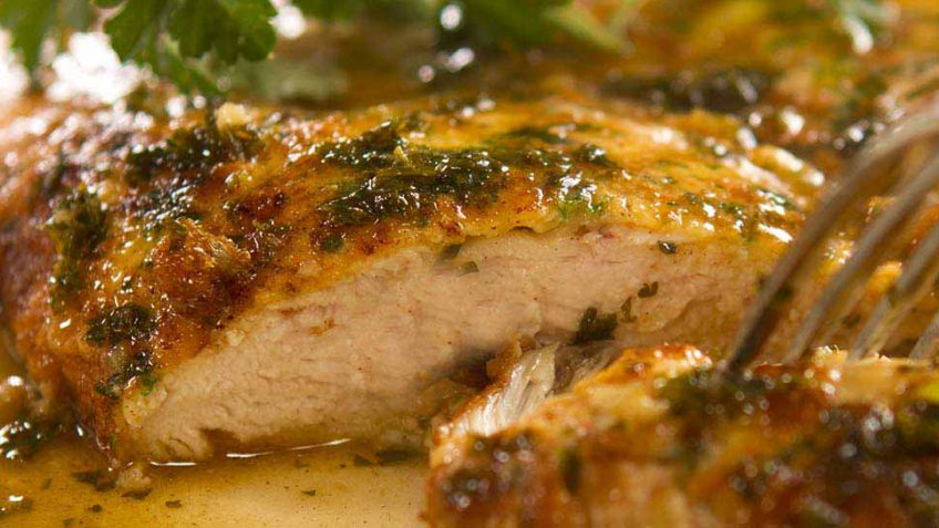 The best Chicken Francaise or Francese recipe