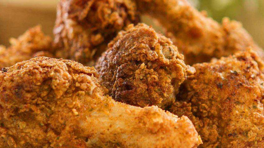 KFC fried chicken copy cat recipe