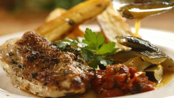 Chicken breast recipe Italian style