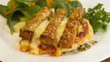 Chicken Parmesan recipe