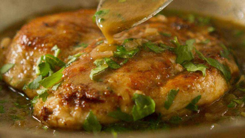 Chicken piccata easy to make buttery lemon chicken recipe