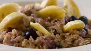 oatmeal-blue-berry