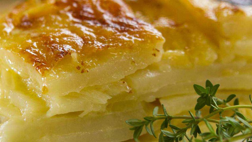 Cheesy Potato Gratin – Easy Meals with Video Recipes by ...