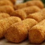 Potato croquette recipe