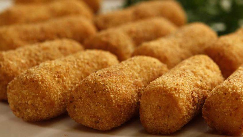 Potato croquette recipe