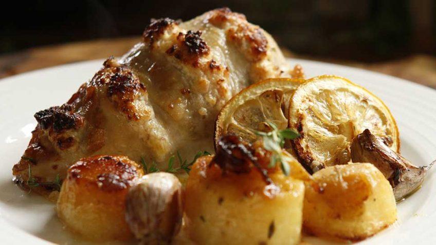 Chicken hasselback recipe