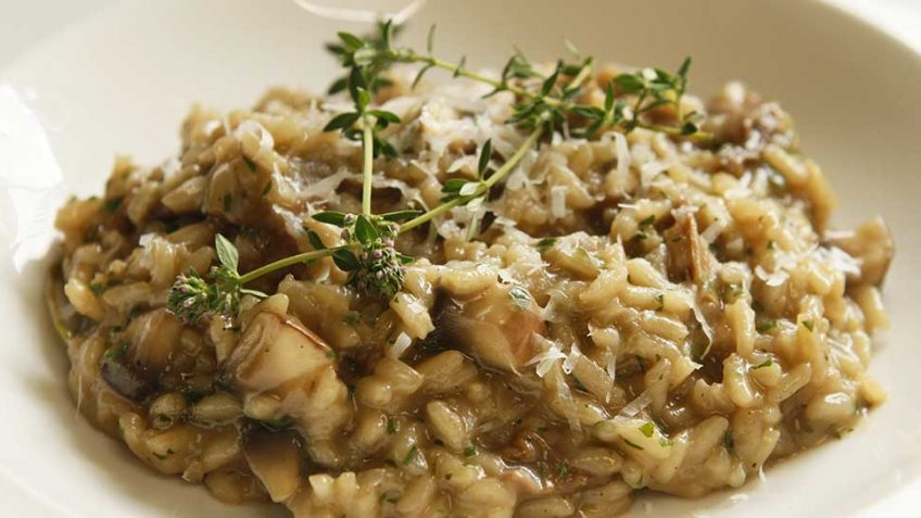 Perfect Mushroom Risotto Easy Meals With Video Recipes By Chef Joel Mielle Recipe30