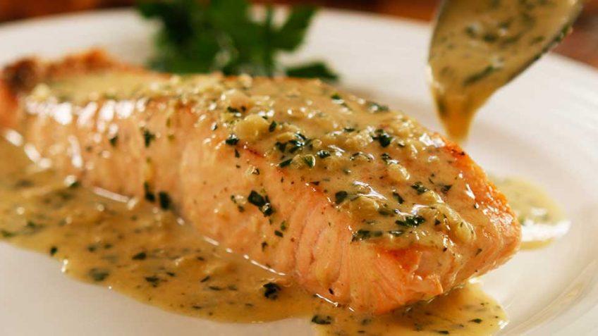 Easy lemon butter salmon recipes