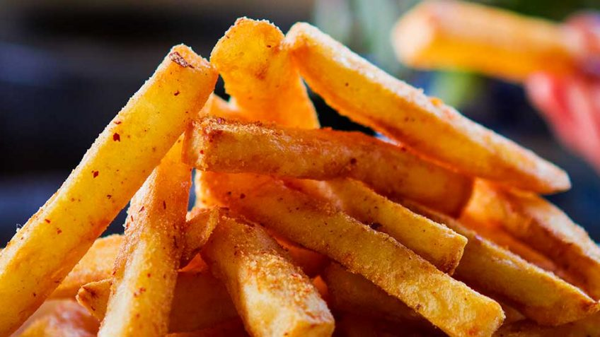BeHow to make the best French Fries recipe