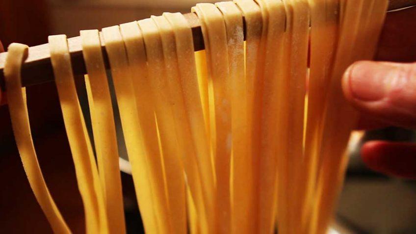 How to make fresh pasta