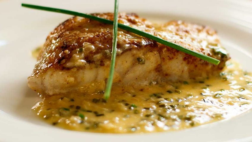 Simple To Make Fish Beurre Blanc Recipe