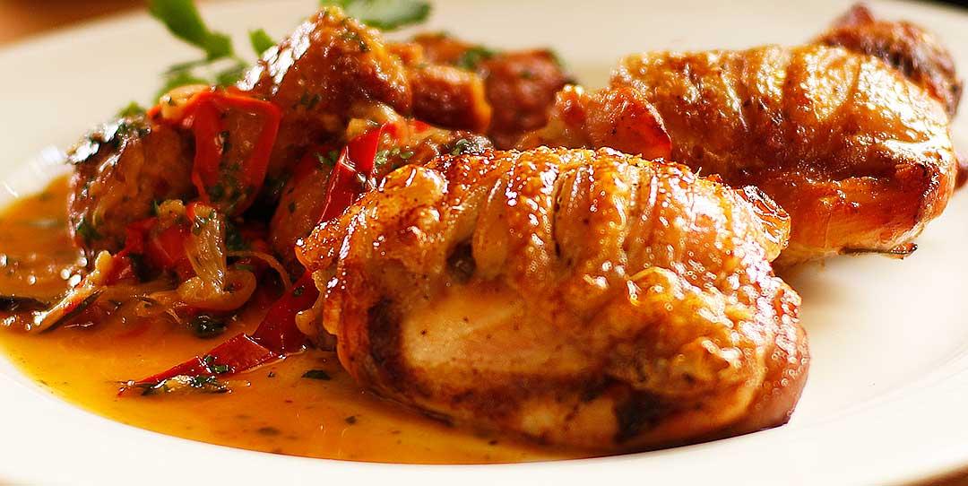 Chicken Scarpariello Farm Style Easy Meals With Video Recipes By Chef Joel Mielle Recipe30