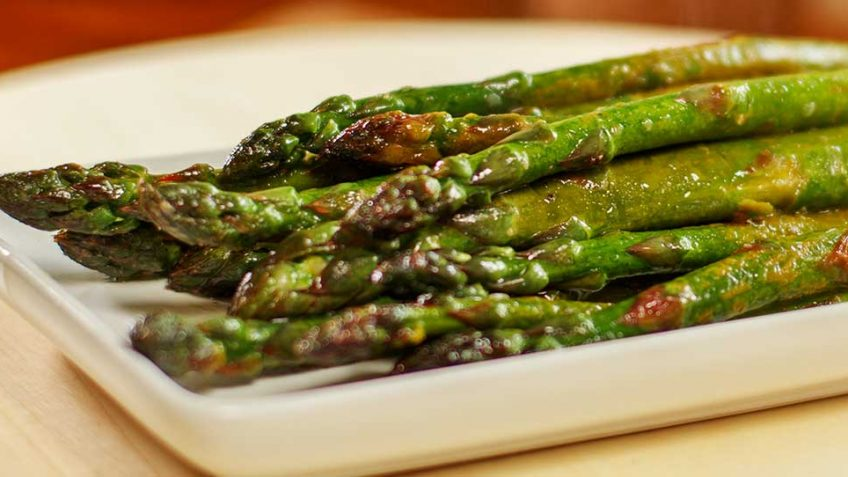One Pan Asparagus Easy Meals With Video Recipes By Chef Joel Mielle Recipe30