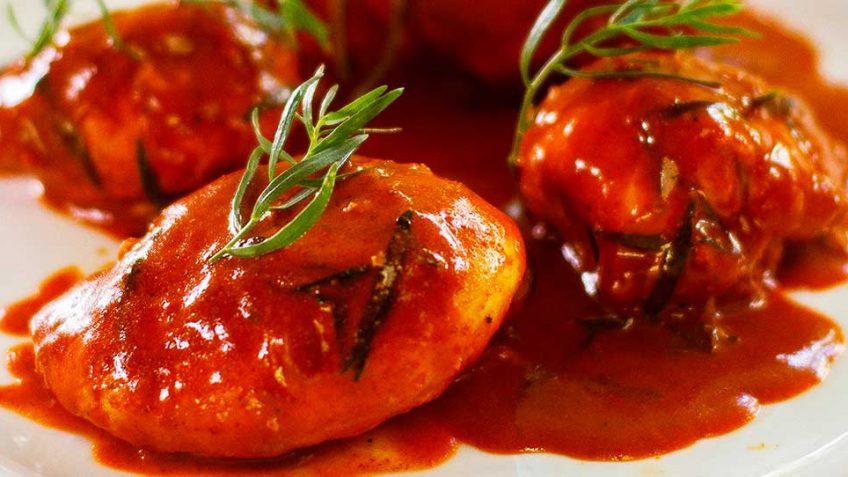 Chicken tarragon recipe